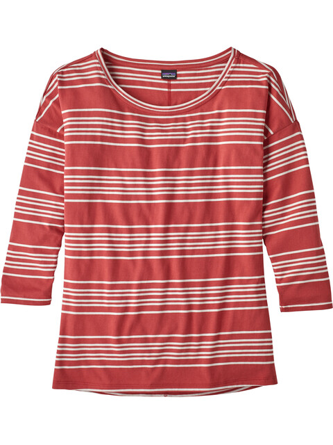 Patagonia Shallow Seas - T-shirt manches courtes Femme - rouge